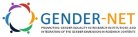 GENDER-NET Promoting Gender Equality in Research Institutions and Integration of the Gender Dimension in Research Contents