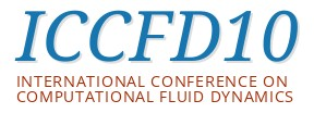 10th International Conference on Computational Fluid Dynamics